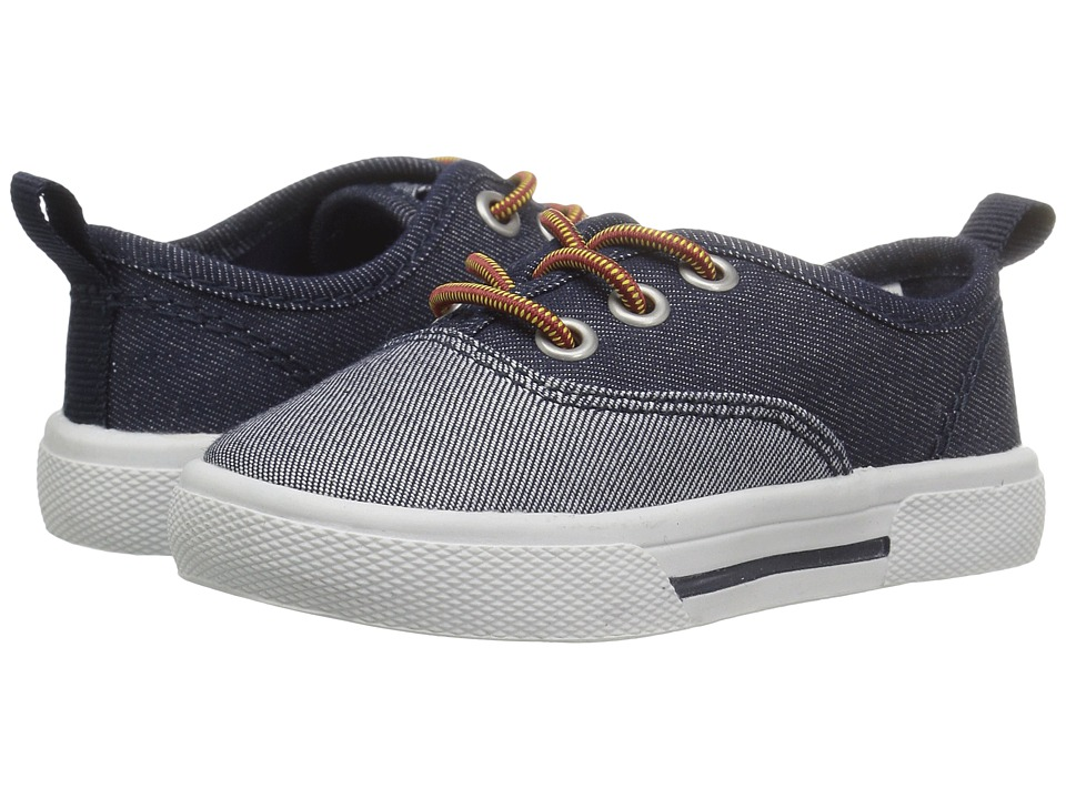Carters - Maximus (Toddler/Little Kid) (Navy) Boy's Shoes