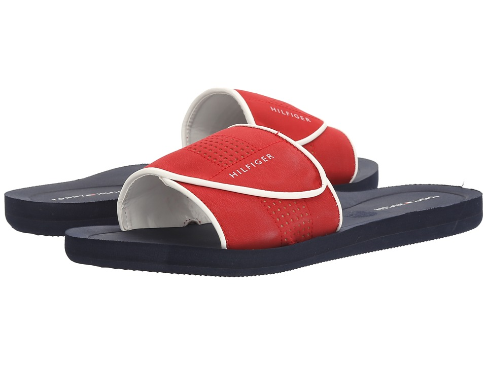 Tommy Hilfiger - Maniac (Red) Women's Shoes