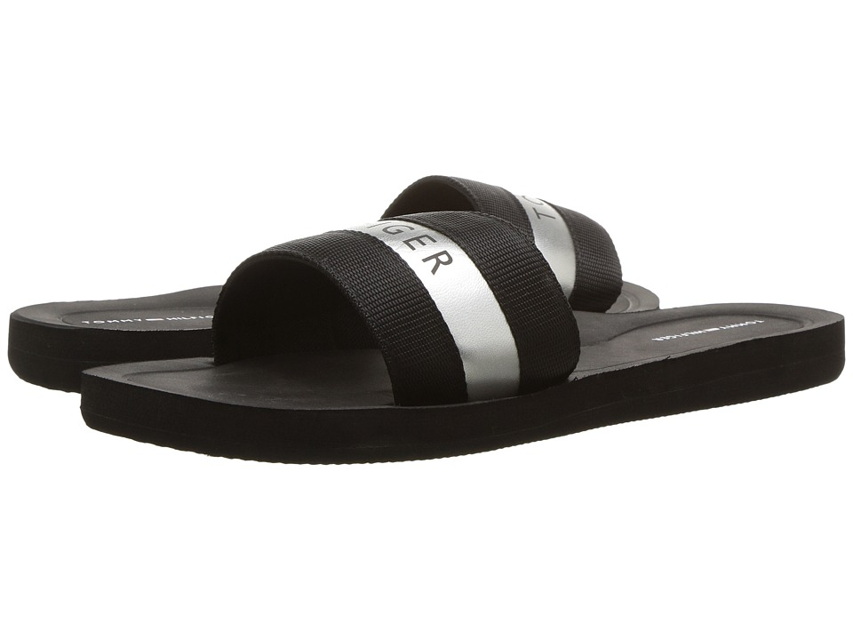 Tommy Hilfiger - Maxx (Black) Women's Shoes