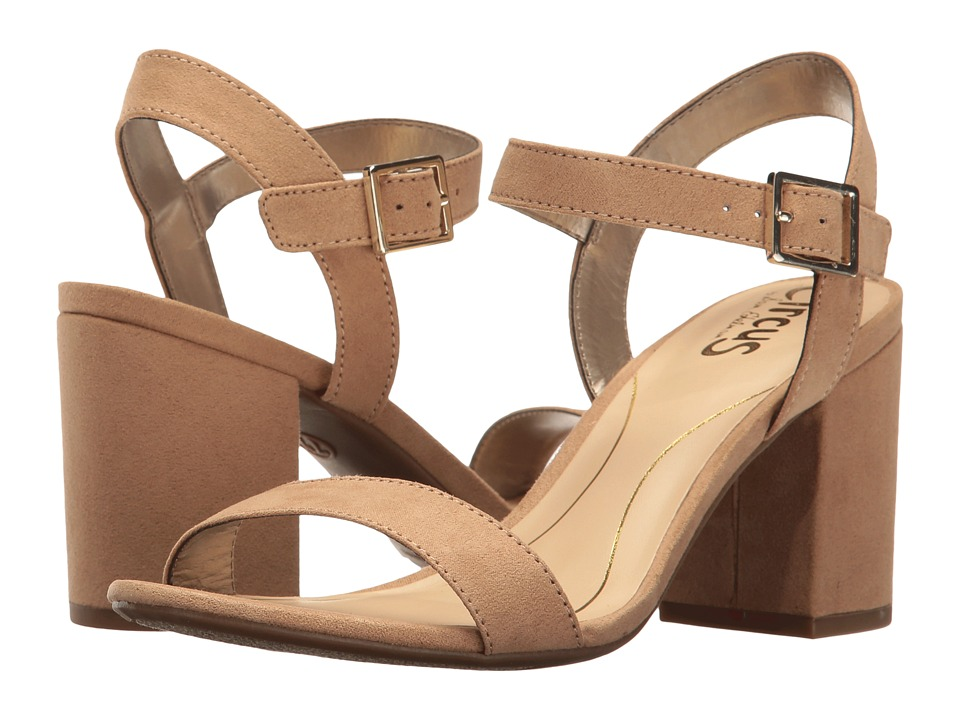 Circus by Sam Edelman Ashton (Bare Nude Microsuede) Women