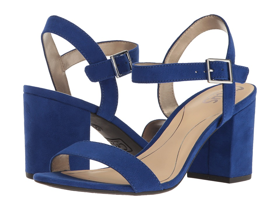 Circus by Sam Edelman Ashton (Nautical Blue Microsuede) Women