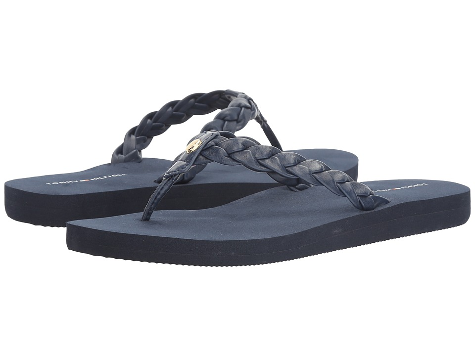 Tommy Hilfiger - Jidney (Navy) Women's Shoes
