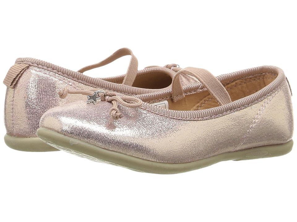 Carters - Pompom-C (Toddler/Little Kid) (Pink) Girl's Shoes