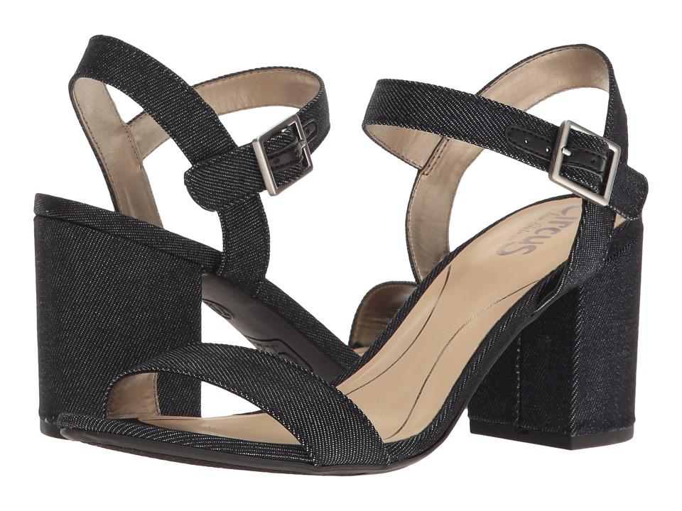 Circus by Sam Edelman - Ashton (Dark Navy Denim) Women's Shoes