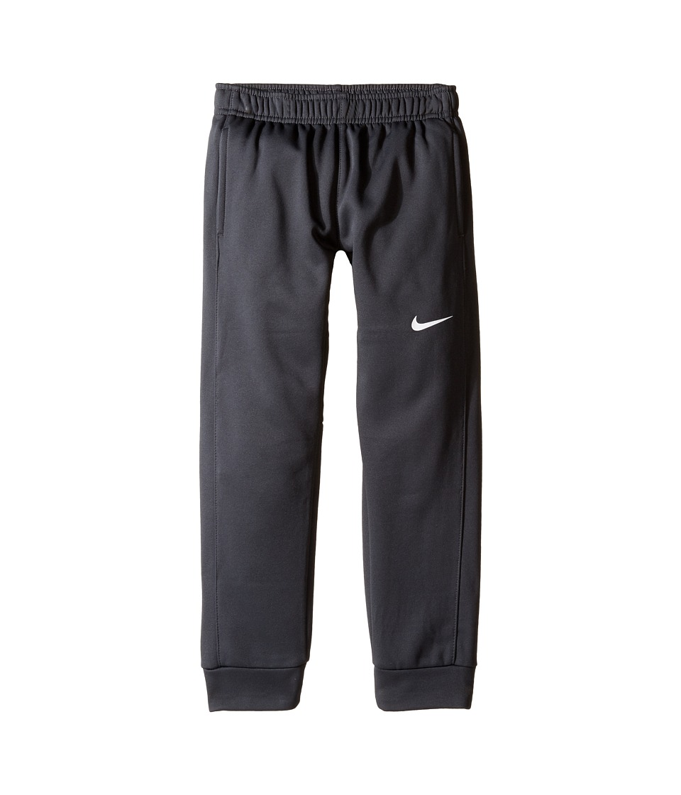 Nike Kids - Therma KO Fleece Tapered Pants (Little Kids) (Anthracite) Boy's Workout