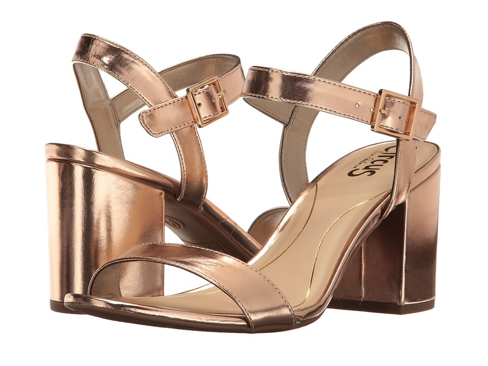 Circus by Sam Edelman - Ashton (Platinum Pink New Metal Grain) Women's Shoes