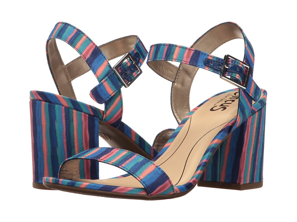 Circus by Sam Edelman - Ashton (Blue Multi Blurred Lines) Women's Shoes