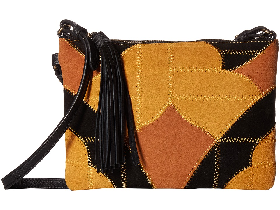 Sam Edelman - Kelly Crossbody (Black Multi) Cross Body Handbags