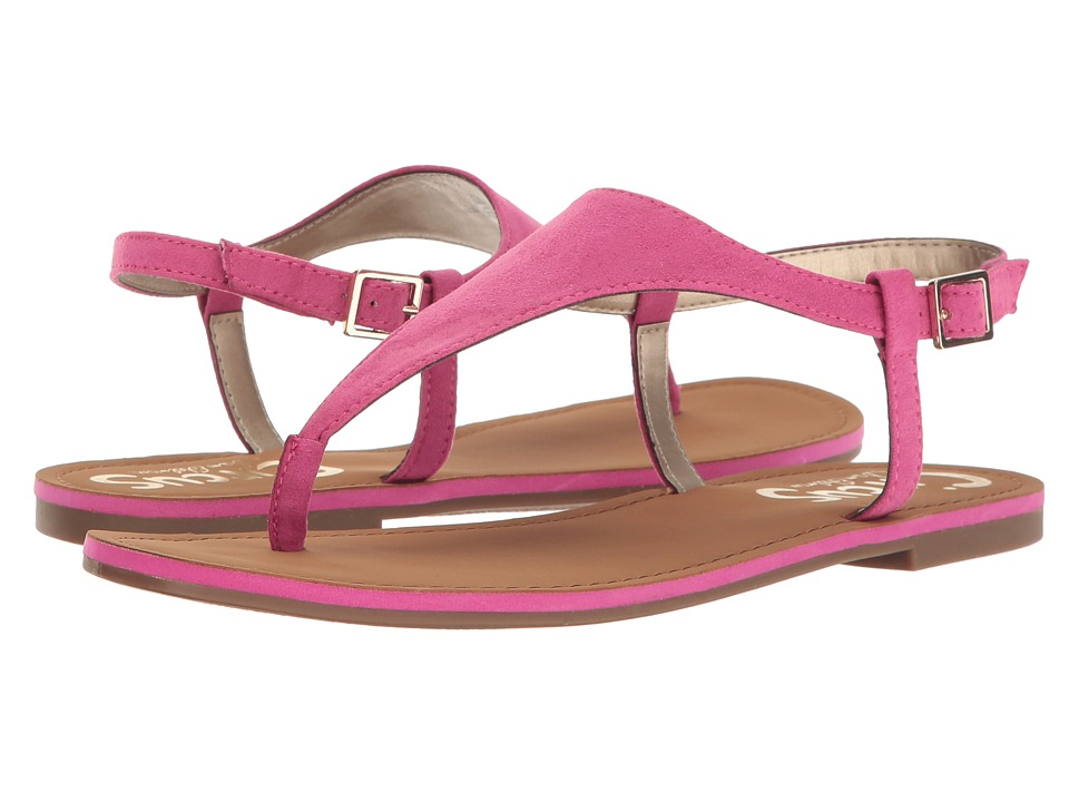 Circus by Sam Edelman - Bianca (Hot Pink Microsuede) Women's Shoes