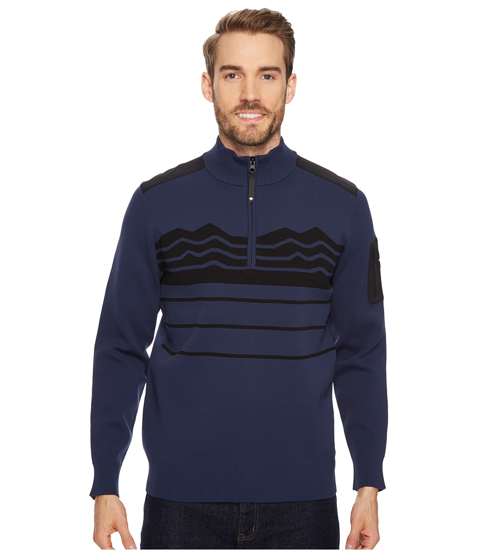 Obermeyer Tera Sweater (Storm Cloud) Men