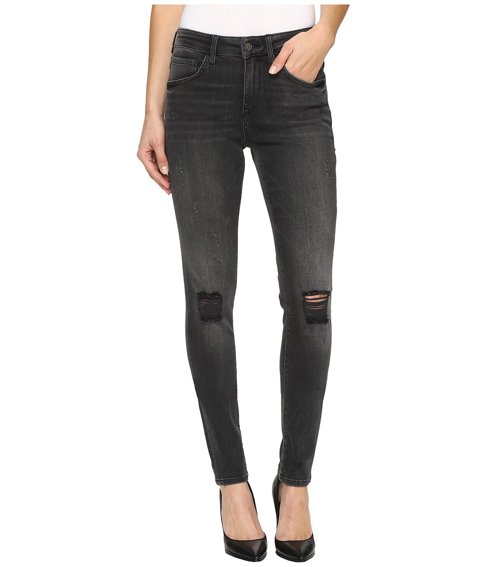 Mavi Jeans - Alissa High-Rise Skinny in Mid Grey Retro (Mid Grey Retro) Women's Jeans