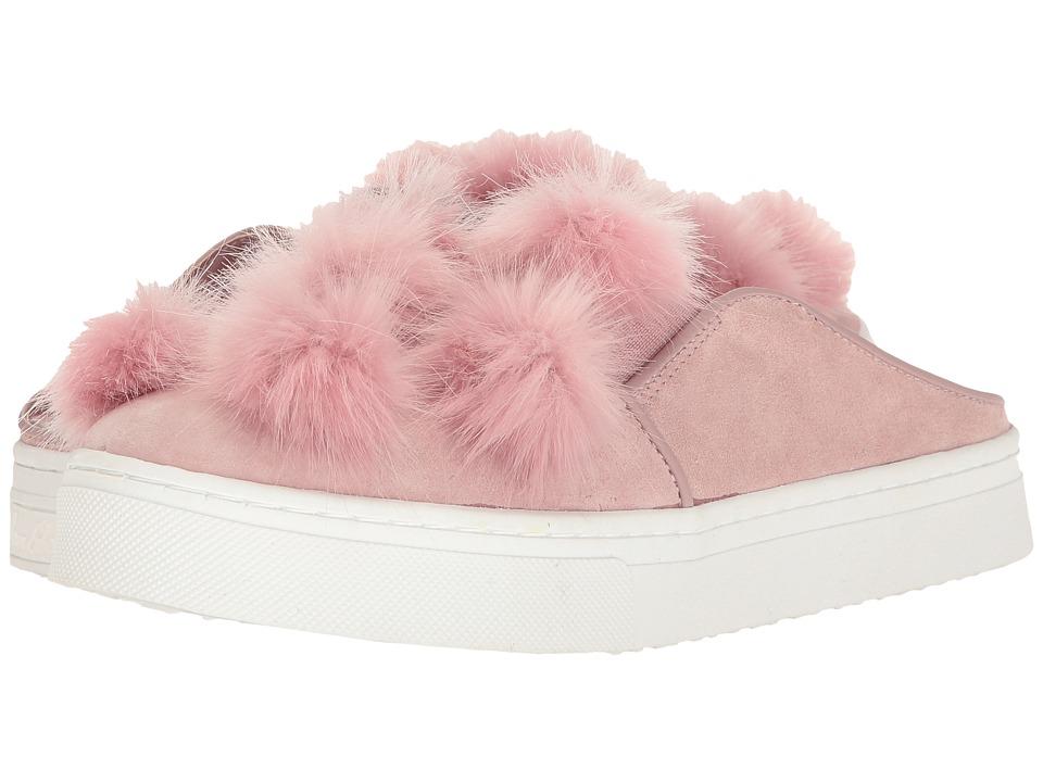 Sam Edelman - Lyndon (Pink Mauve Kid Suede Leather) Women's 1-2 inch heel Shoes