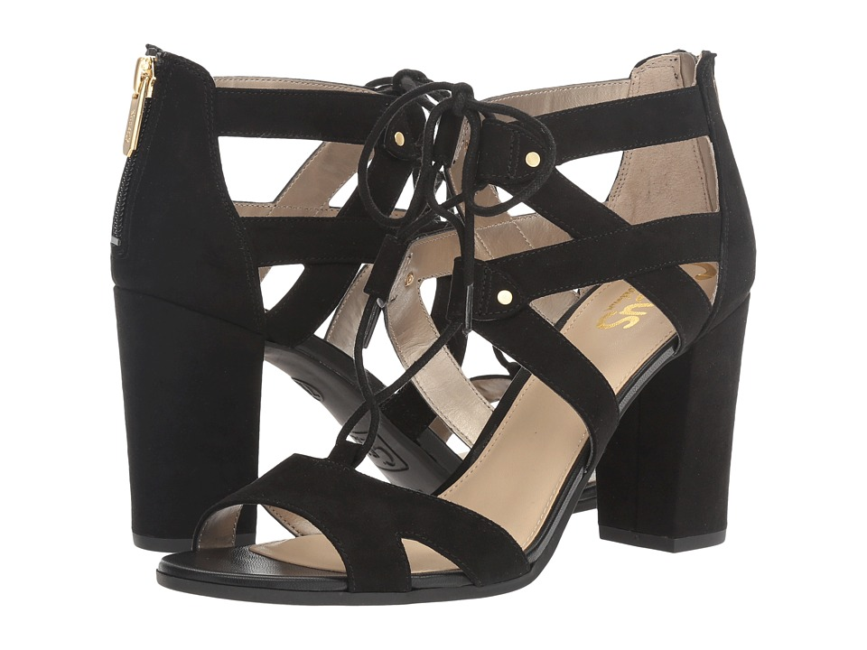 Circus by Sam Edelman Emilia (Black Microsuede) Women