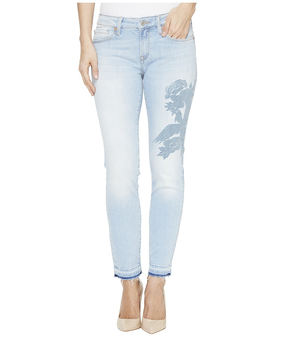 Mavi Jeans Adriana Ankle Mid-Rise Skinny in Colored Laser Icon (Colored Laser Icon) Women
