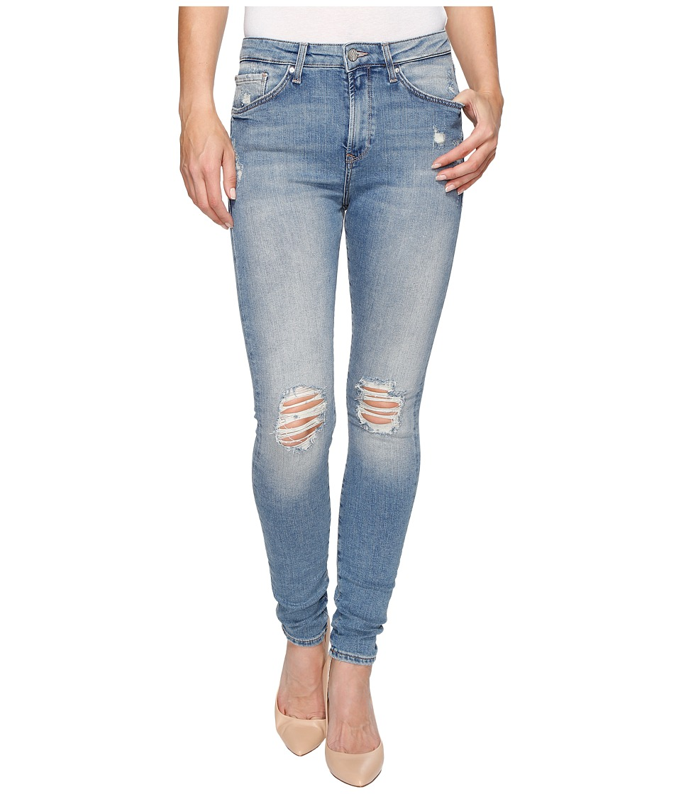 Mavi Jeans - Lucy High-Rise Super Skinny in Used Vintage (Used Vintage) Women's Jeans