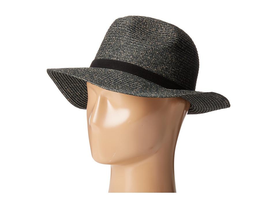 BCBGeneration - Chocker Panama (Black) Caps