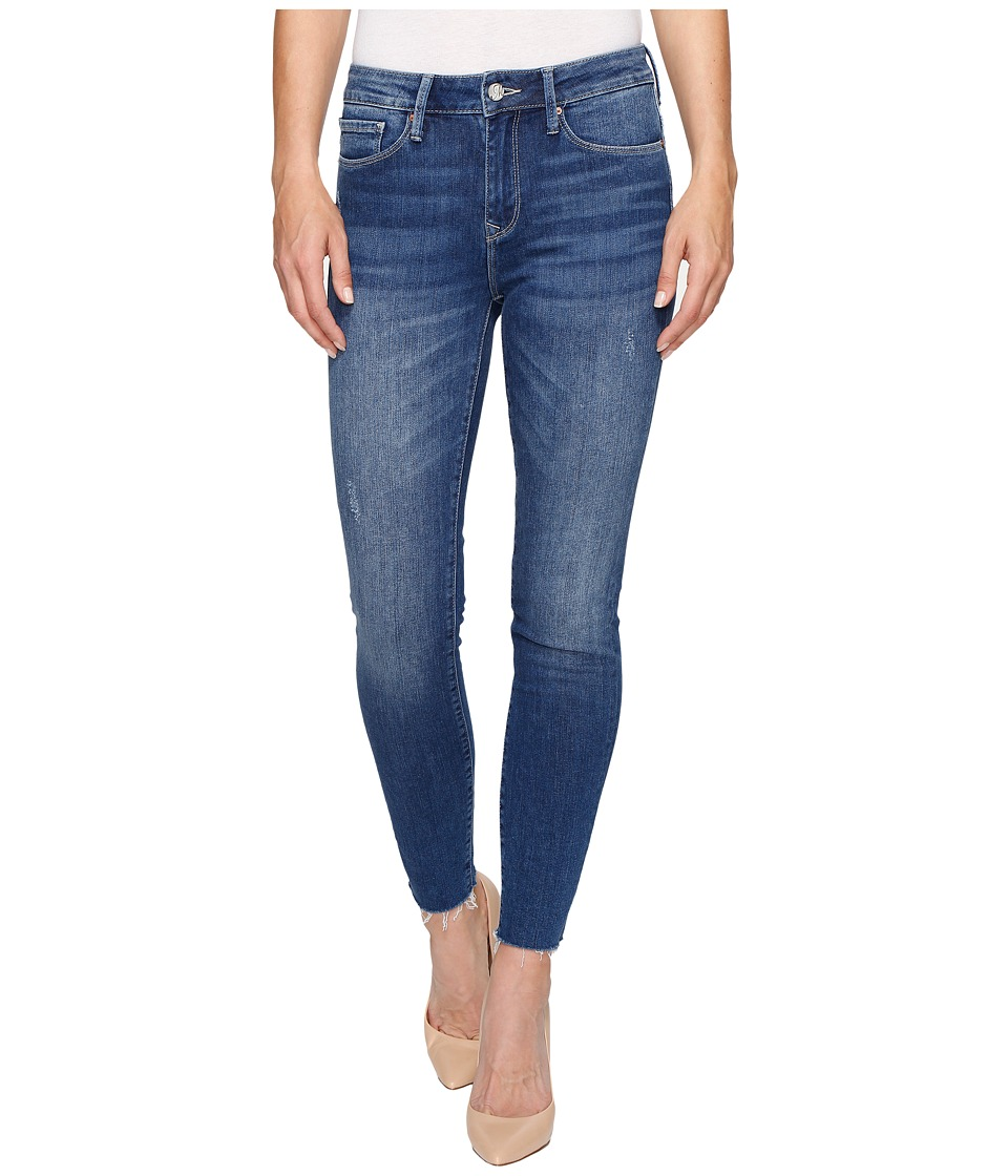 Mavi Jeans - Alissa Ankle High-Rise Skinny in Mid Ripped Vintage (Mid Ripped Vintage) Women's Jeans