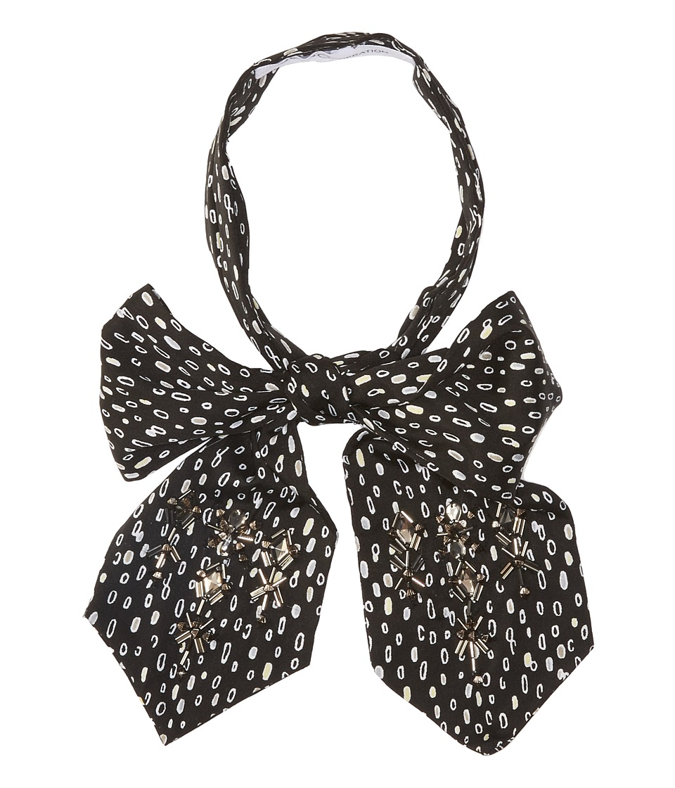 BCBGeneration - Raindrop Bowtie (Black) Ties