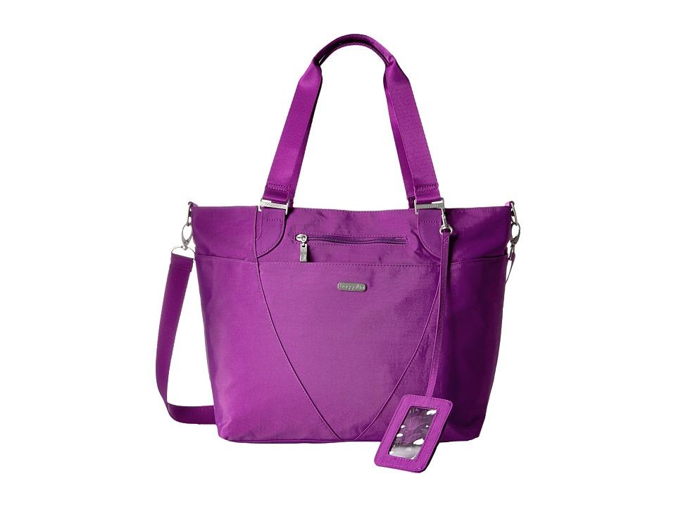 Baggallini - Avenue Tote (Magenta) Tote Handbags
