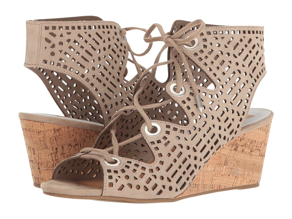Dolce Vita - Lainey (Light Taupe Suede) Women's Shoes