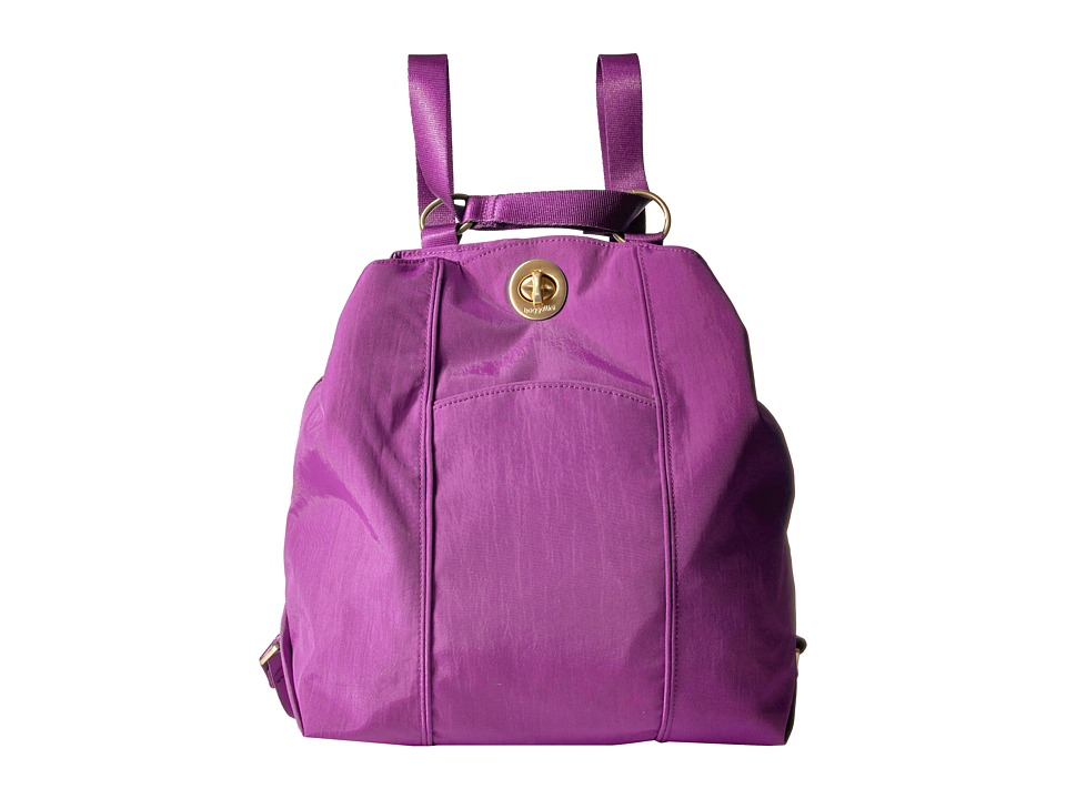 Baggallini - Mendoza Backpack (Magenta) Backpack Bags