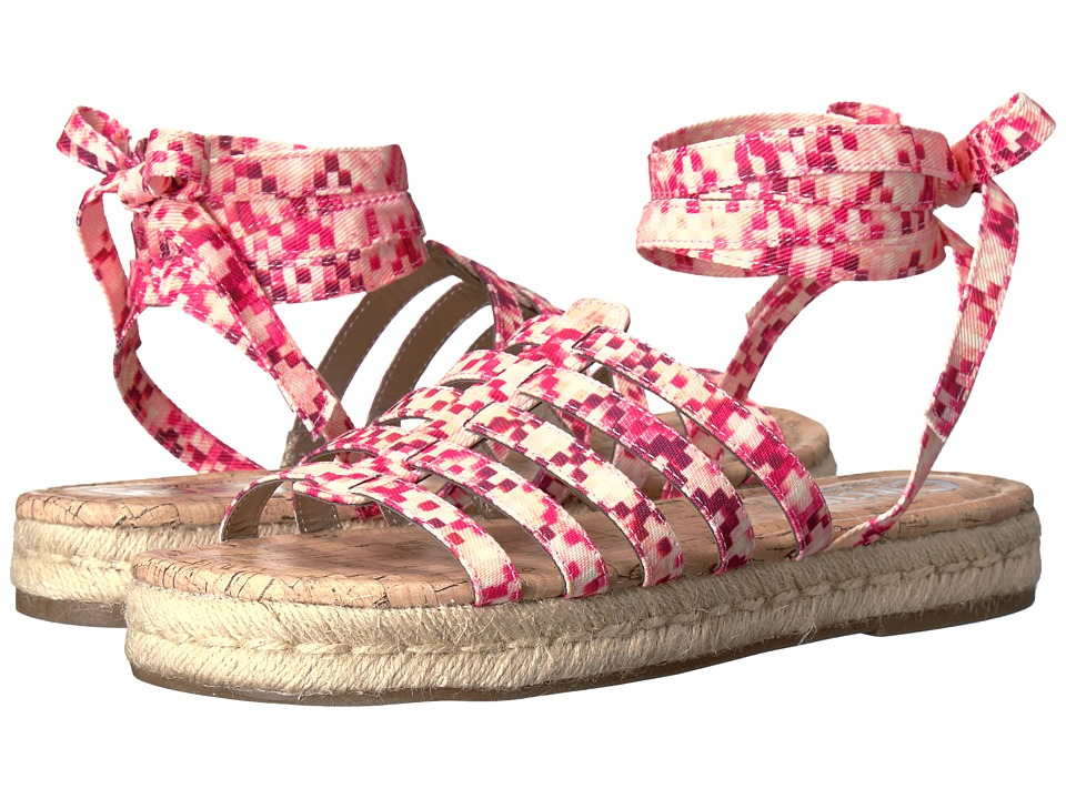 Circus by Sam Edelman - Ariel (Pink Multi Artisan Tile Print) Women's Shoes