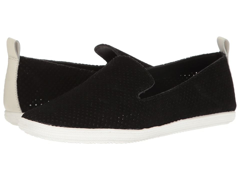 Dolce Vita - Sally (Black Suede) Women's Shoes