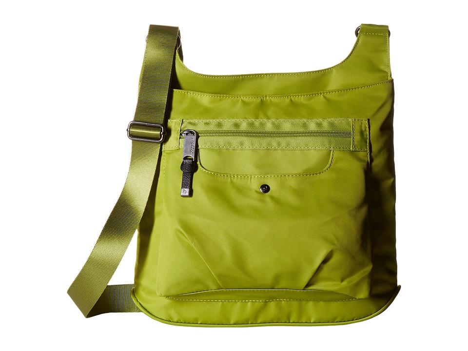 Baggallini - Savvy Top Zip Crossbody (Clover) Cross Body Handbags