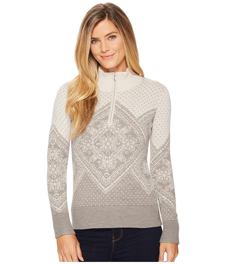 Obermeyer Cate 1/4 Zip Sweater (Cashmere) Women