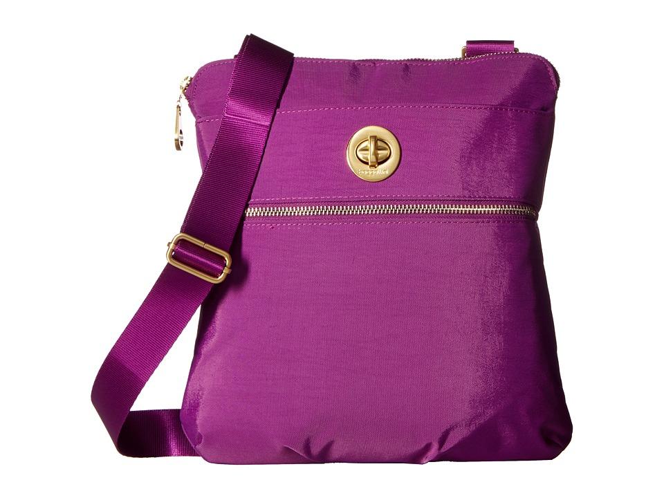 Baggallini - Hanover Crossbody (Magenta) Cross Body Handbags