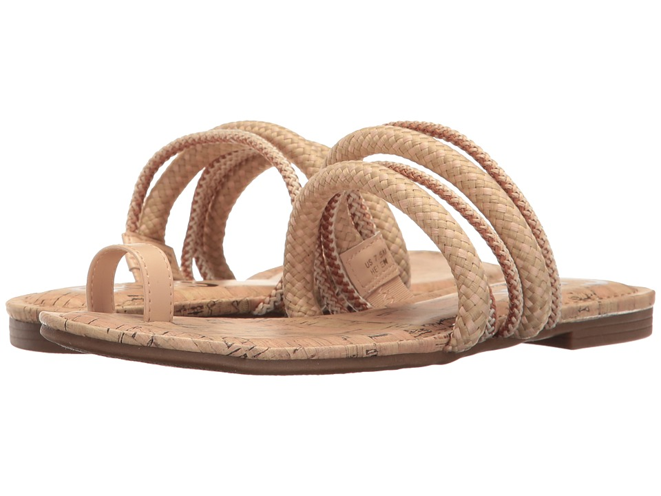 Circus by Sam Edelman Helen (Natural Naked Smooth Atanado Veg/Braided Rope) Women