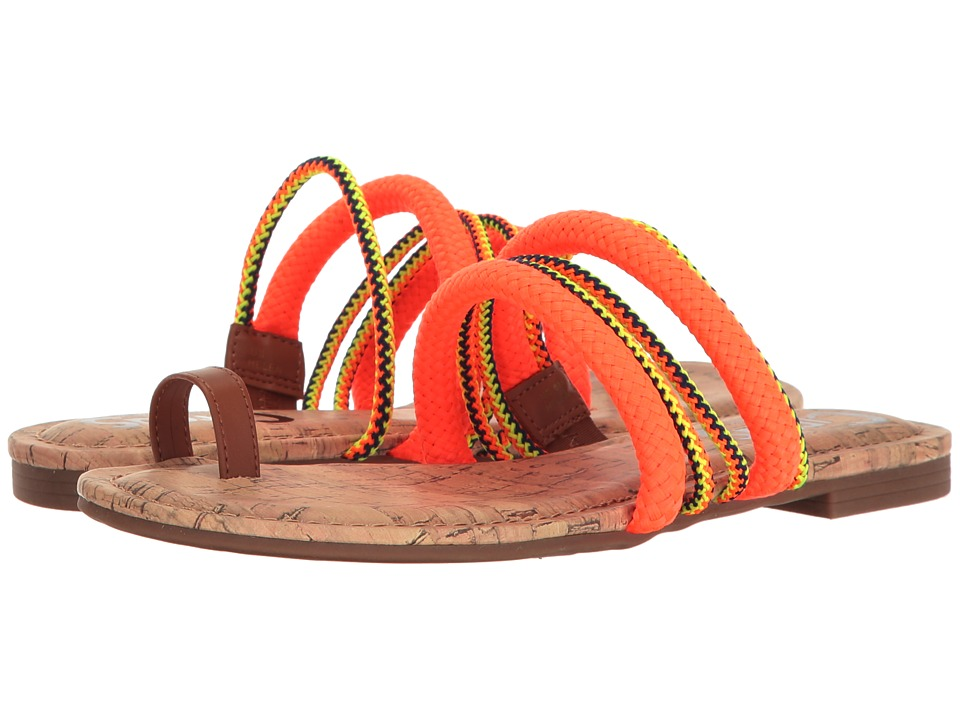 Circus by Sam Edelman - Helen (Saddle Smooth Atanado Veg/Braided Rope) Women's Shoes