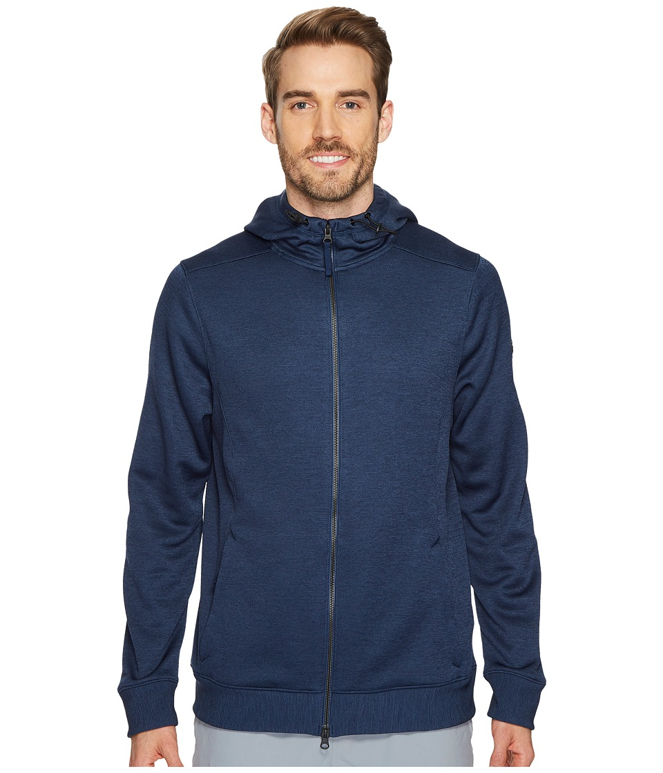 Under Armour Sportstyle Sweater Fleece Full Zip (Academy/Steel) Men