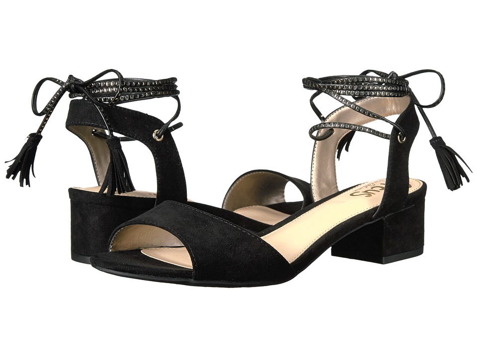 Circus by Sam Edelman - Isabel (Black Microsuede) Women's Shoes