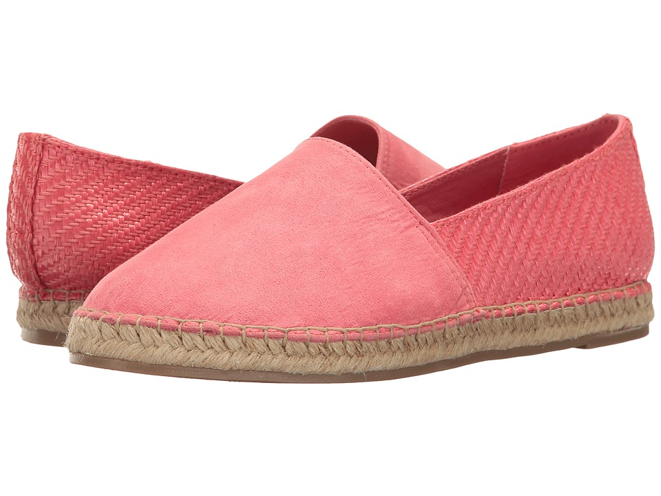 Circus by Sam Edelman - Laila (Sugar Pink Microsuede/New Woven Raffia) Women's Shoes