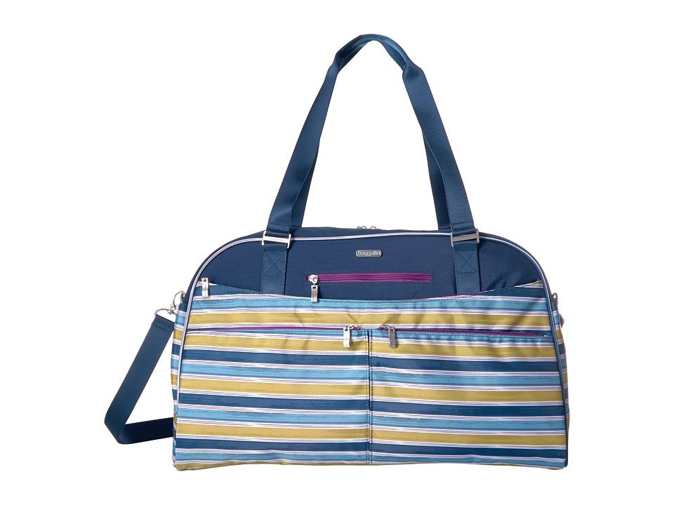 Baggallini - Weekender (Tropical Stripe Multi) Bags