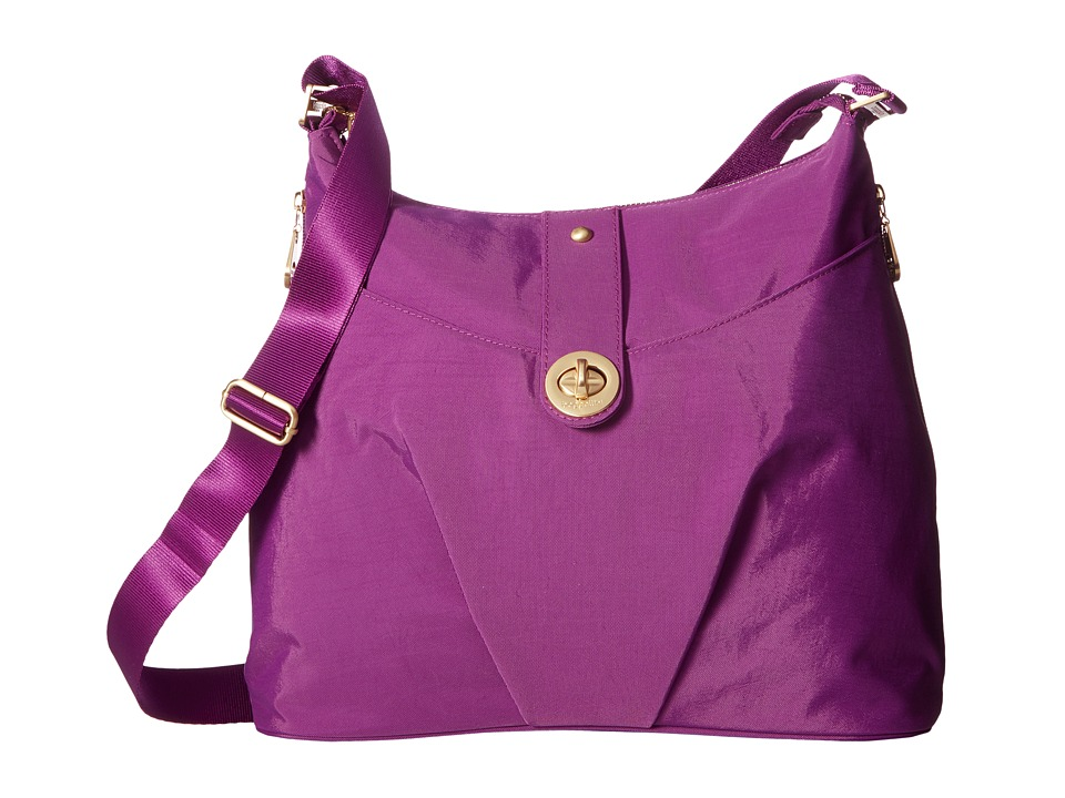 Baggallini Helsinki Bagg (Magenta) Cross Body Handbags
