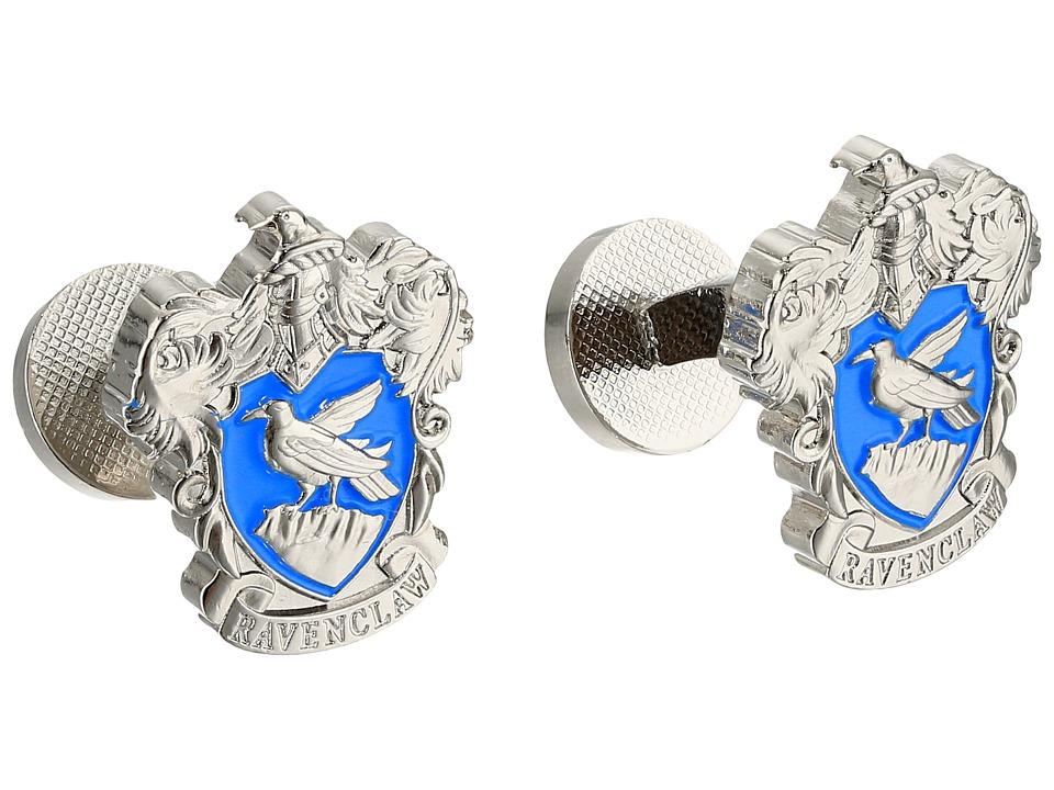 Cufflinks Inc. - Ravenclaw Crest Cufflinks (Silver) Cuff Links