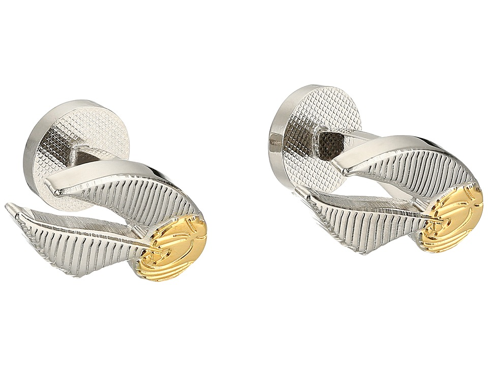 Cufflinks Inc. - Golden Snitch Cufflinks (Gold) Cuff Links