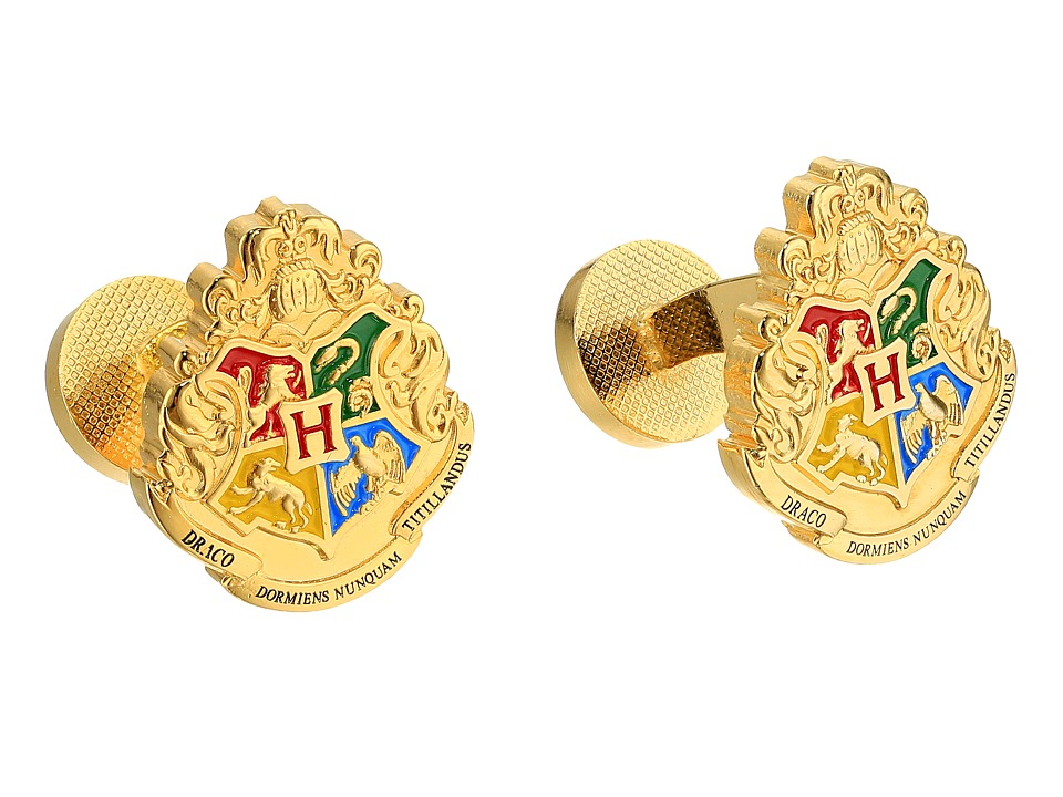 Cufflinks Inc. - Hogwarts Crest Cufflinks (Multi) Cuff Links