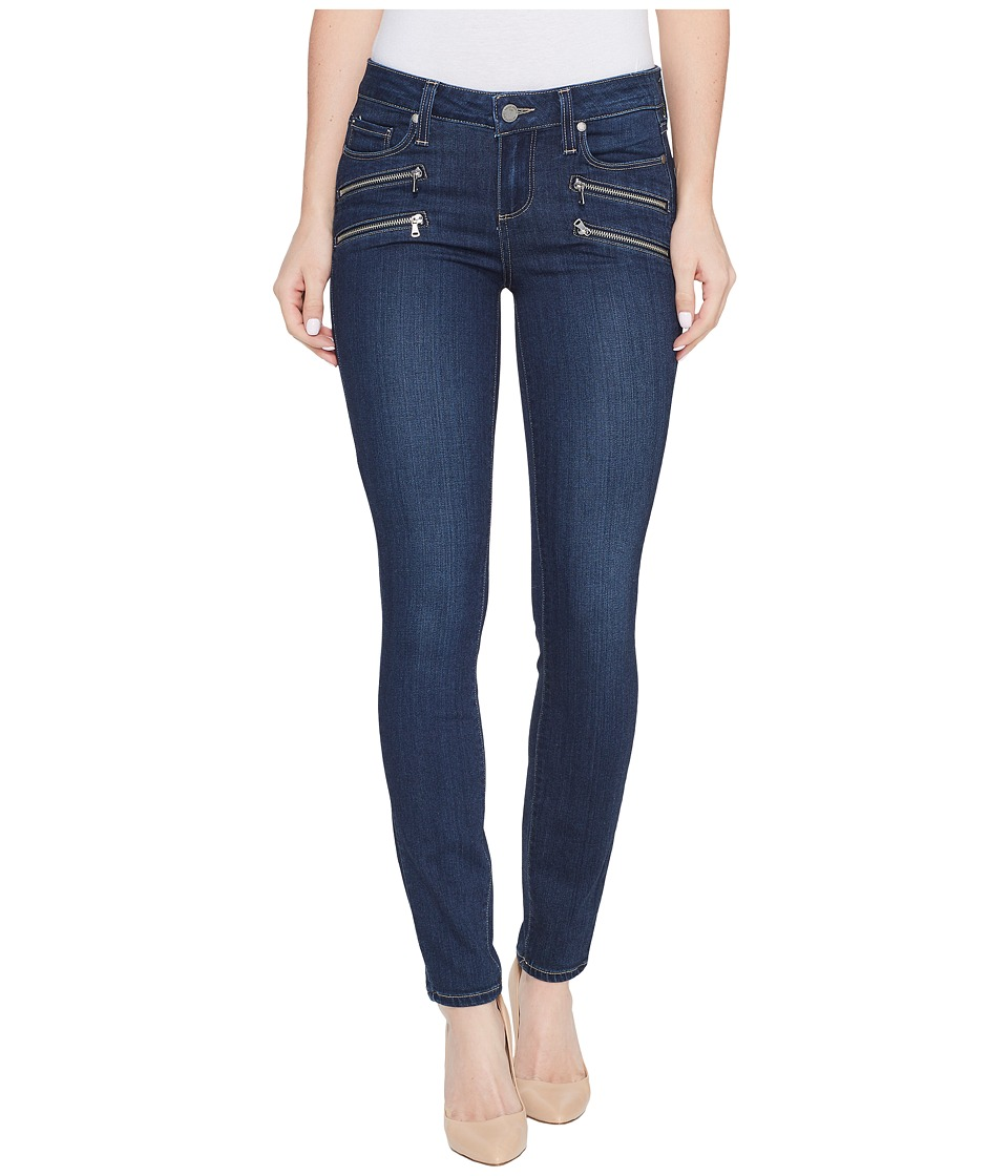 Paige - Edgemont Ankle in Drift No Whiskers (Drift No Whiskers) Women's Jeans