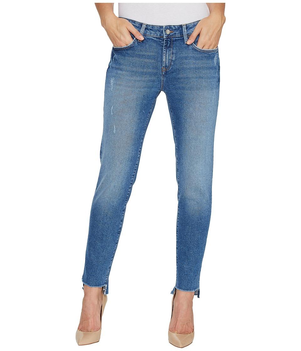 Mavi Jeans Ada Relaxed Boyfriend in Mid Retro (Mid Retro) Women