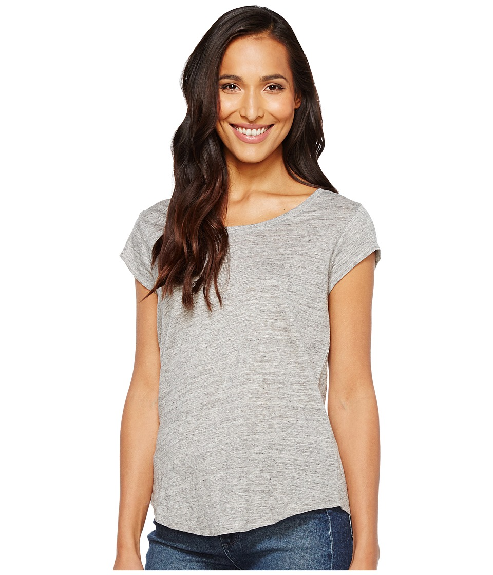 Paige - Alannis Tee (Heather Grey) Women's T Shirt