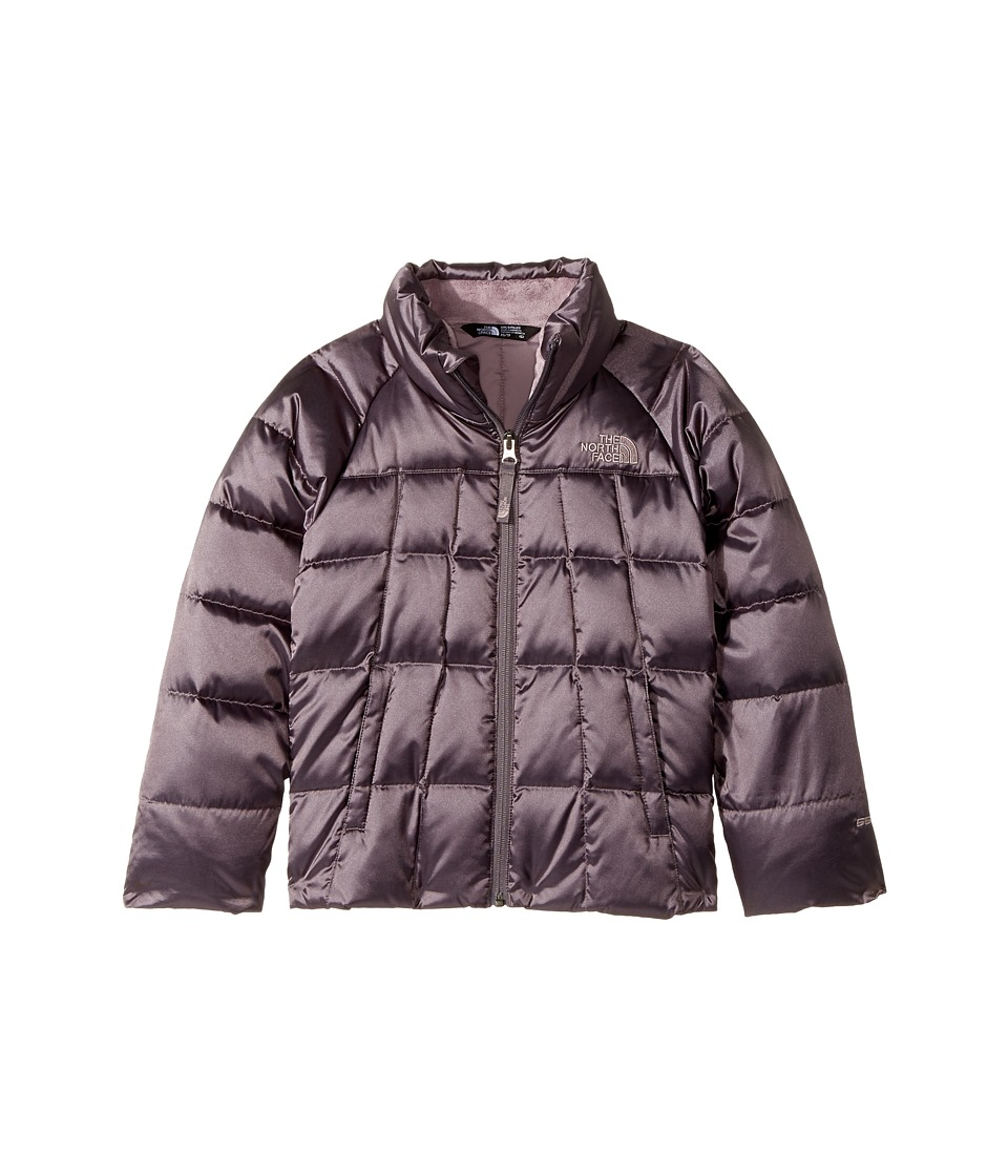 The North Face Kids Aconcagua Down Jacket (Little Kids/Big Kids) (Rabbit Grey (Prior Season)) Girl