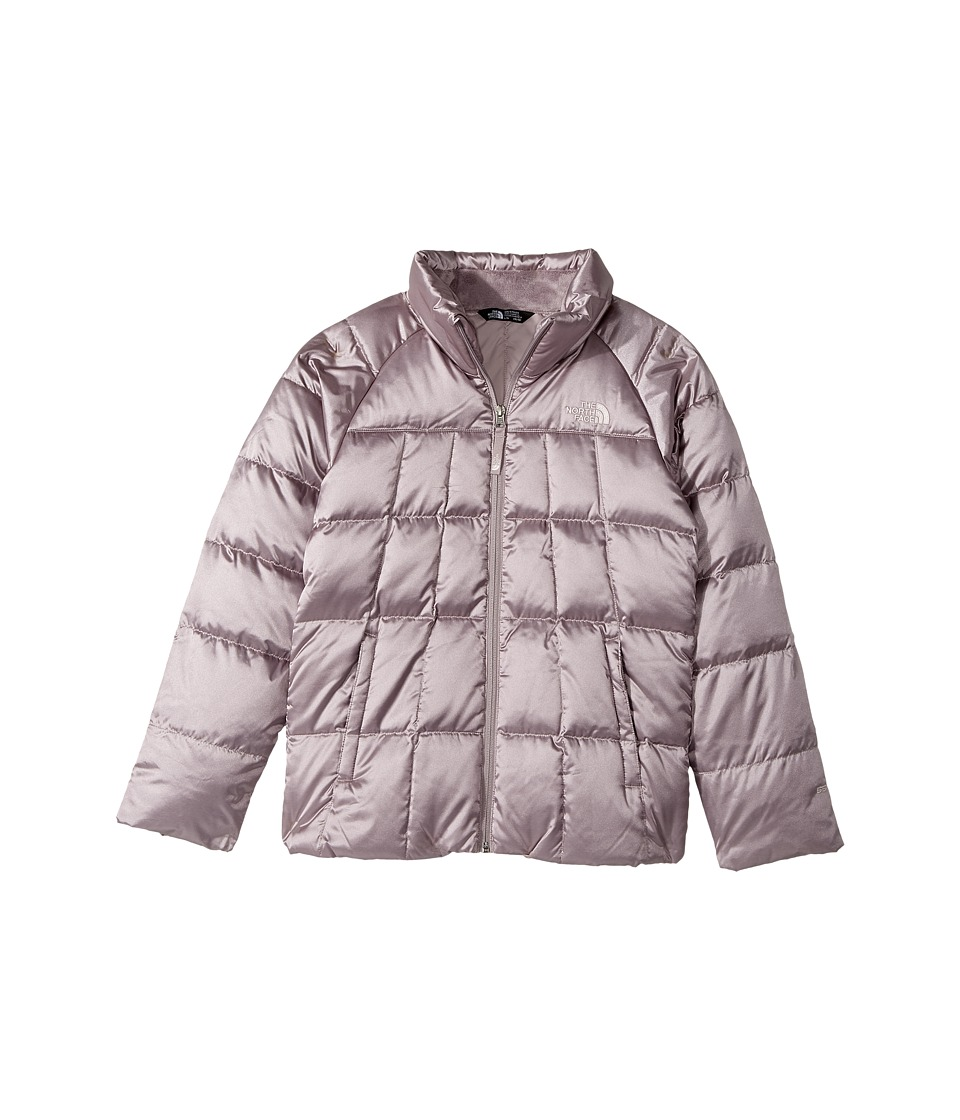 The North Face Kids Aconcagua Down Jacket (Little Kids/Big Kids) (Quail Grey (Prior Season)) Girl