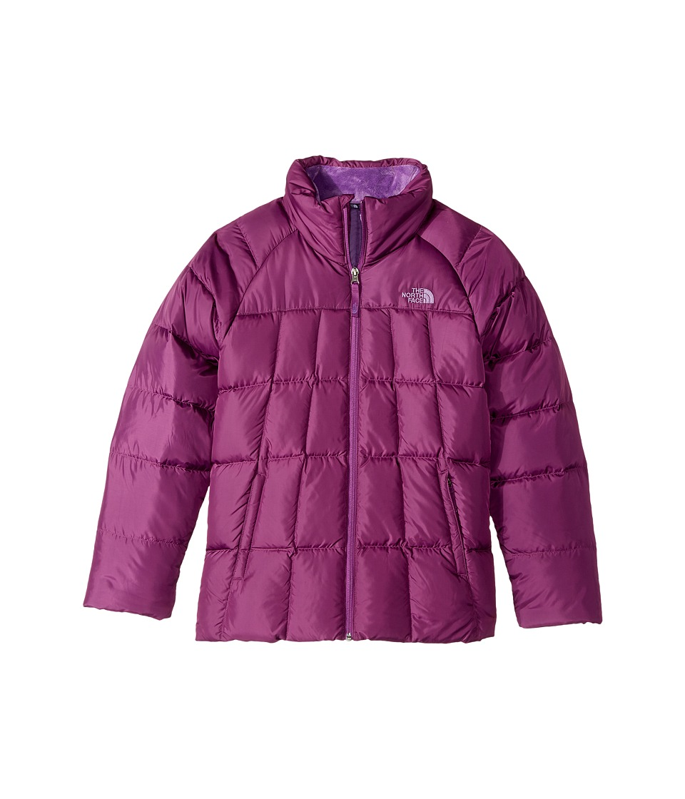 The North Face Kids Aconcagua Down Jacket (Little Kids/Big Kids) (Wood Violet (Prior Season)) Girl