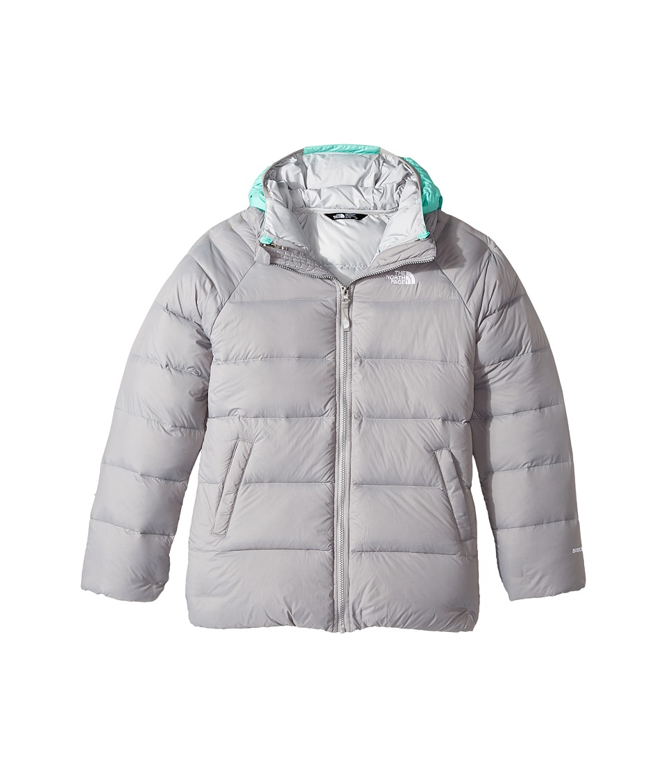 The North Face Kids Double Down Triclimate (Little Kids/Big Kids) (Metallic Silver (Prior Season)) Girl