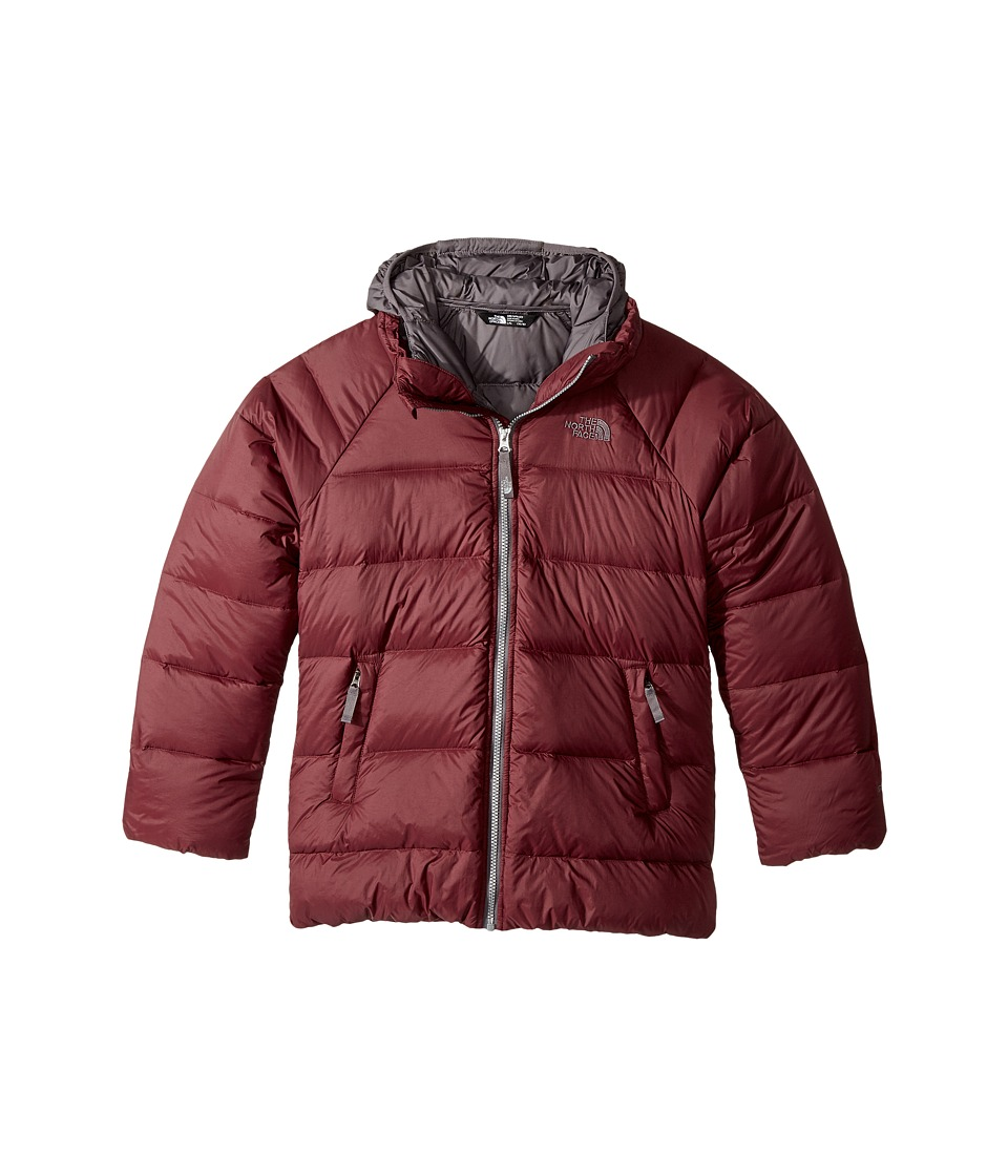 The North Face Kids Double Down Triclimate (Little Kids/Big Kids) (Zinfandel Red (Prior Season)) Girl