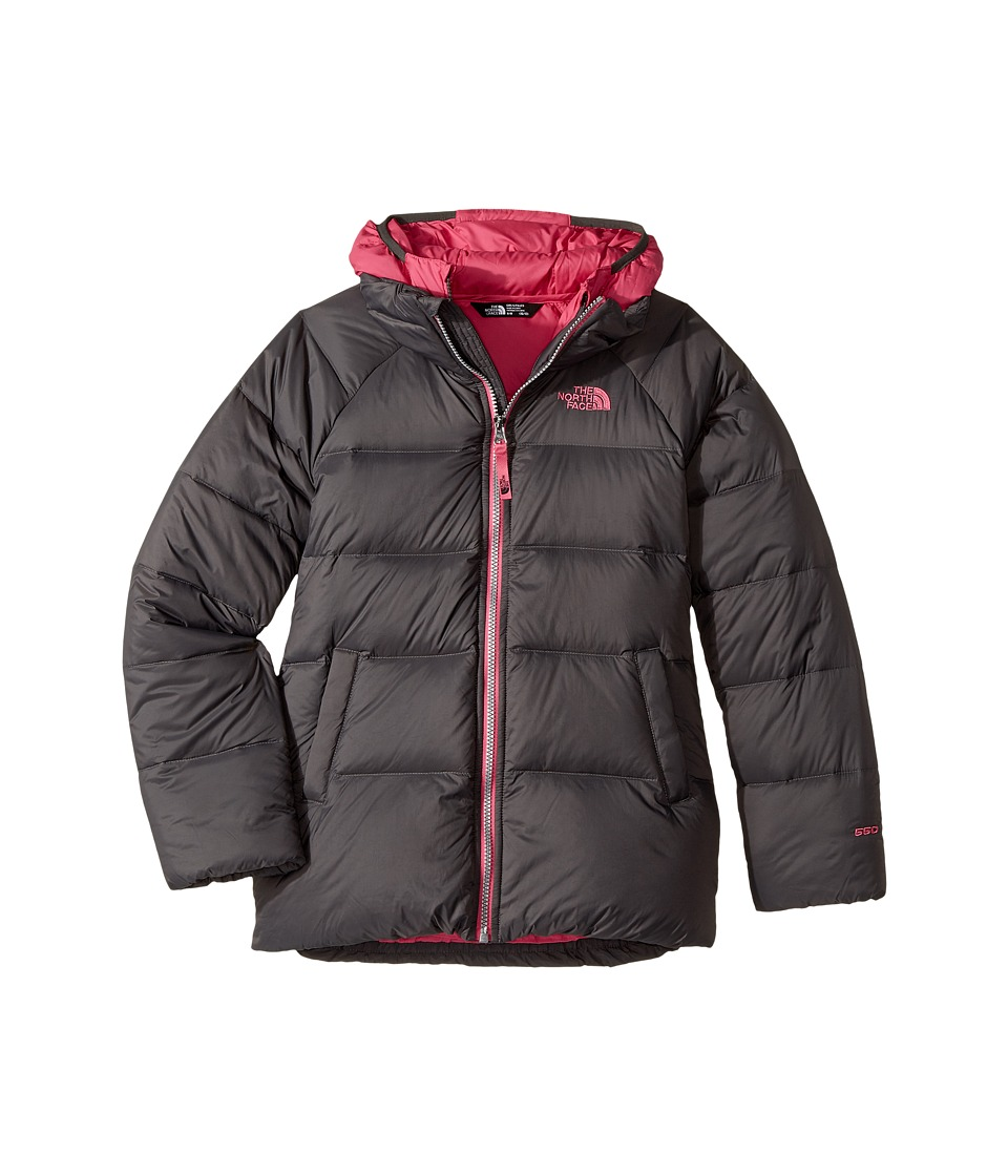 The North Face Kids Double Down Triclimate (Little Kids/Big Kids) (Graphite Grey (Prior Season)) Girl