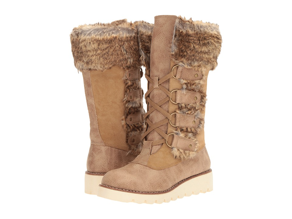 Rocket Dog - Shanne (Natural Simone) Women's Cold Weather Boots